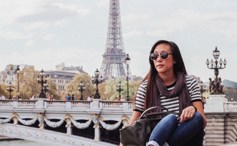 Mes Emplacements Photo Préférés à Paris (My Favorite Photo Locations InParis)